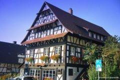Sasbachwalden Restaurant Altsaschwalle