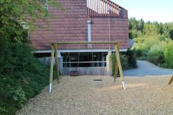Spielplatz des Terrassenparks